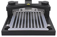 EZ Slide grill for the SA Benchtop Capping Machine