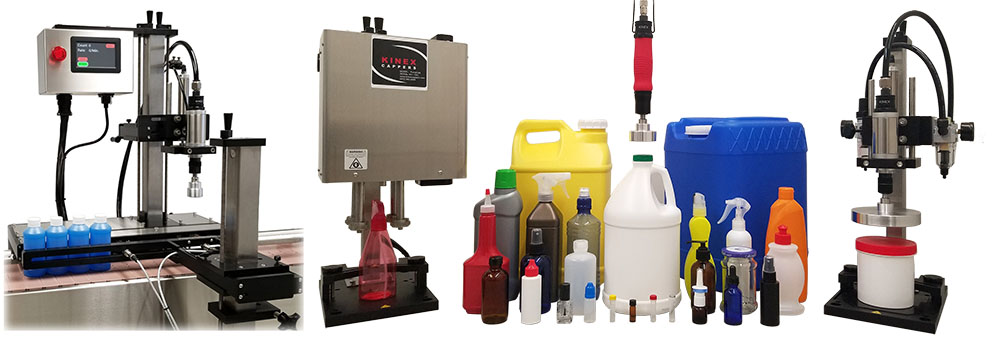 Capping Machines, Bottle Capping Machine, Cap Tighteners